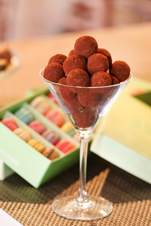 chocolate sweets Stock Photo - 13301377