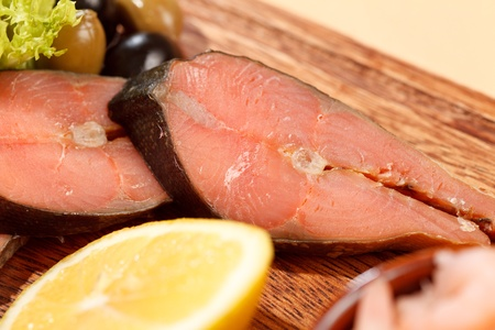 fish appetizer photo