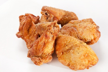 ciep�o: Smażony kurczak