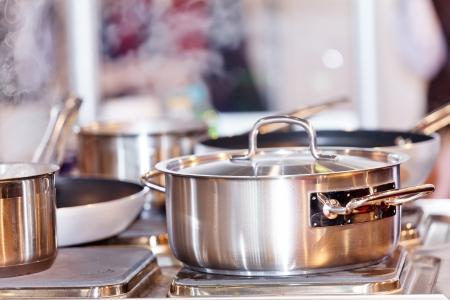 cocinas industriales: Cocina