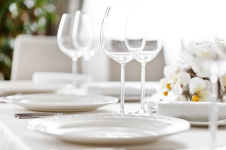 restaurant interior: restaurant interior  Stock Photo