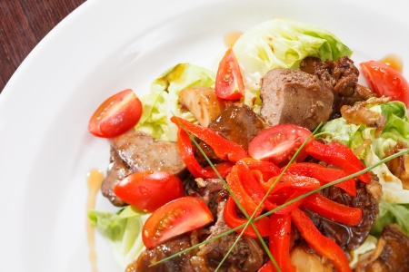 meat with vegetables Stock Photo - 14985146