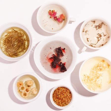 unique kinds of tea photo