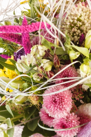 bouquet of colorful flowers Stock Photo - 15121580