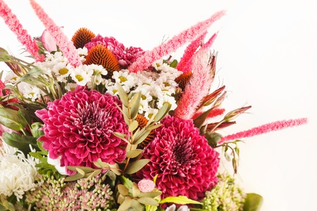 bouquet of colorful flowers Stock Photo - 15121574