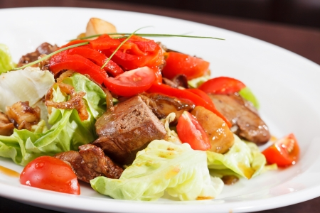 meat with vegetables Stock Photo - 15240963