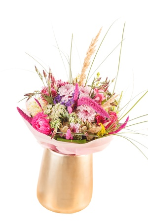 bouquet of colorful flowers Stock Photo - 15240855