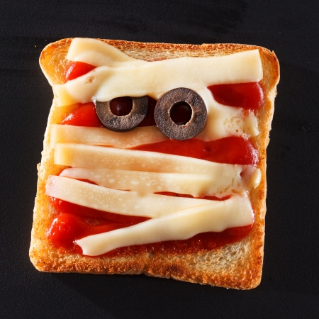 funny food: Halloween party
