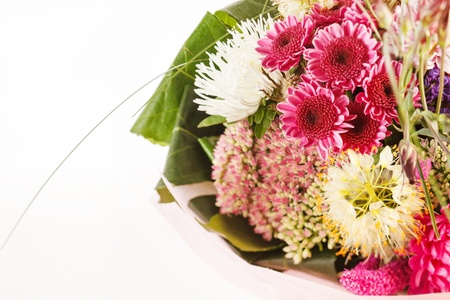 bouquet of colorful flowers Stock Photo - 15341167
