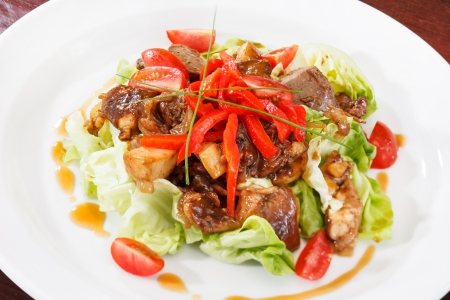 meat with vegetables Stock Photo - 16230978