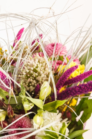 bouquet of colorful flowers Stock Photo - 16320116