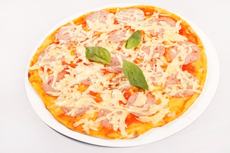 tasty pizza Stock Photo - 16631042