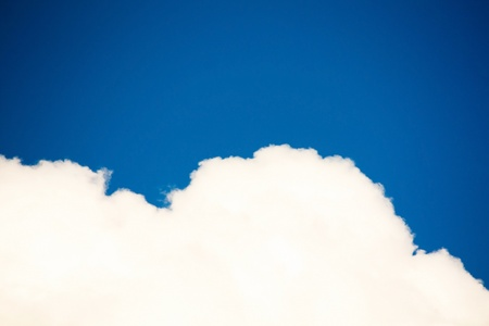 beautiful clouds Stock Photo - 16909602