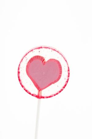 lolli: Sweet heart Stock Photo