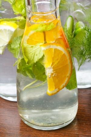 zomers drankje: zomerdrank