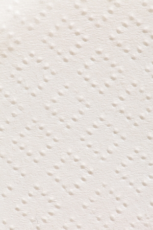 White paper towel (napkin) texture  photo