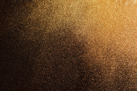 black and gold: gold background