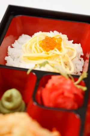 Bento japan food photo
