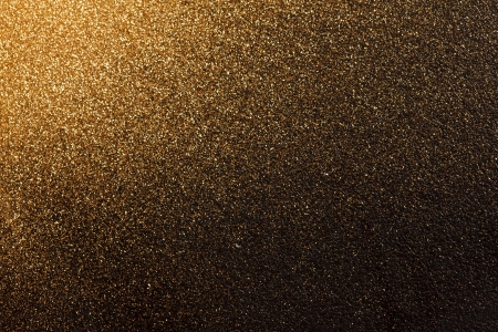 gold dust: gold background