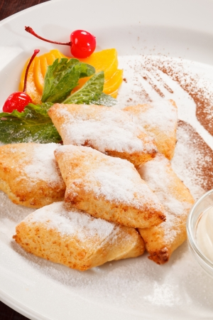 cottage cheese: ricotta cookie