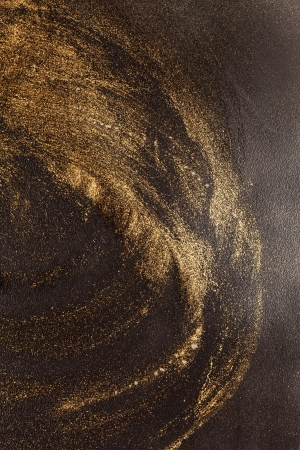 polvo: de oro de fondo Foto de archivo