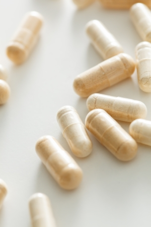 Medicinal pills photo