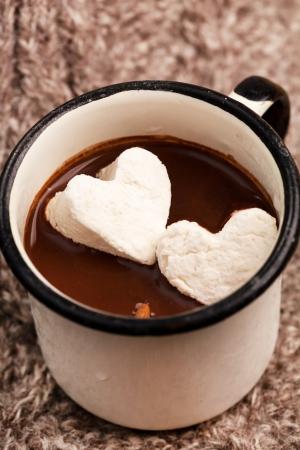 hot love: hot chocolate