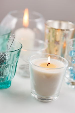 candle light: christmas candles