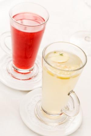 winter drinks photo