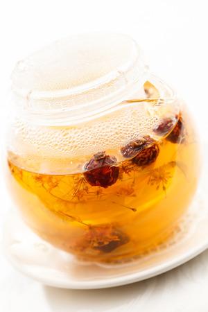 rosehip tea photo