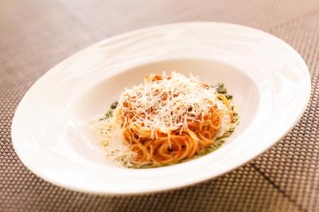 Spaghetti Bolognese Archivio Fotografico - 24135251