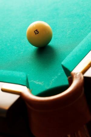 billiards hall: billiard balls
