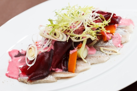 Herring Salat photo