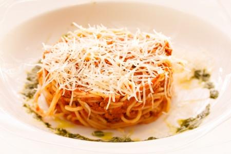 Spaghetti Bolognese Archivio Fotografico - 24907199