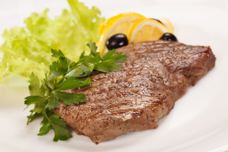 Grilled Beef Steak  photo