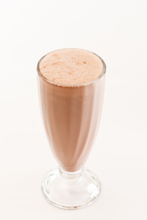 chocolate cocktail photo