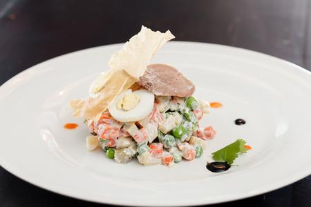 huzarensalade: Russische salade
