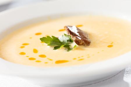 cream soup photo