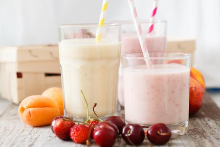 fruit smoothies photo