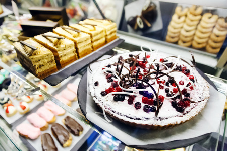 Pastry shop Imagens