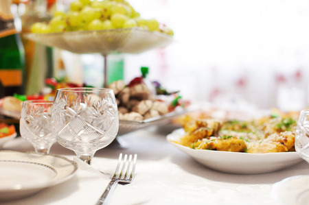 catering table: catering table
