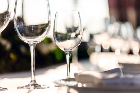 copa de vino: restaurante