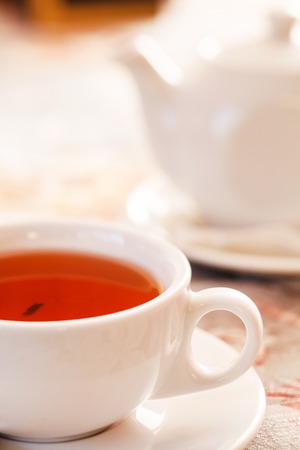 stimulated: black tea