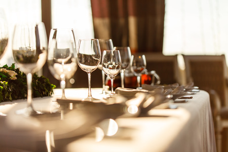 restaurant Archivio Fotografico