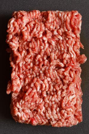 ミンチ肉 写真素材