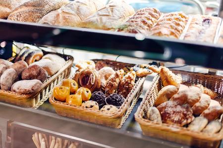 tiendas de comida: panader�a