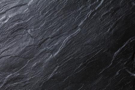 Schwarzen Stein Hintergrund Standard-Bild - 33473715