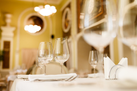 restaurant interior: restaurant interior
