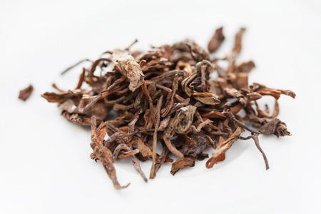 Pu-erh tea Banco de Imagens - 34521120