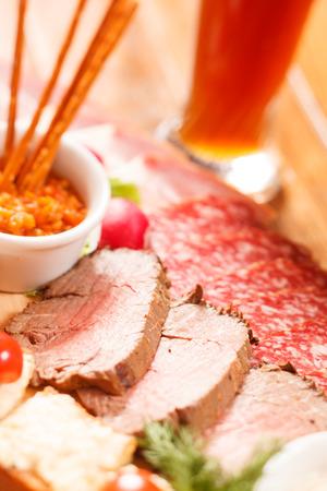 meat appetizer photo